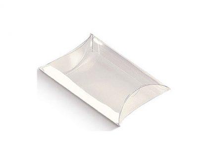scatola trasparente a busta