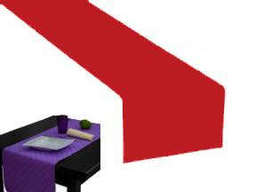 Runner carta a secco rosso cm 50x120 pz.20