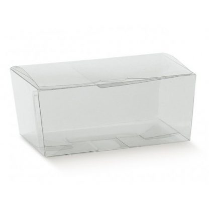 Scatola trasparente ballottin mm. 115x75x60 pz.10