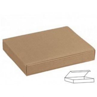 Scatola cartone avana cornice  mm 220x170x30 pz.10