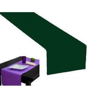 Runner carta a secco verde cm 50x120 pz.20